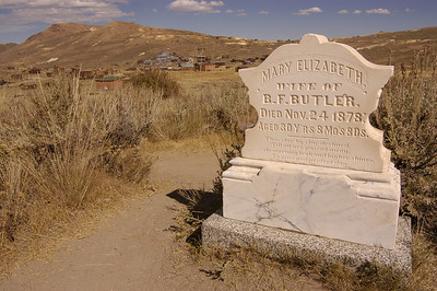 Bodie Cemetery