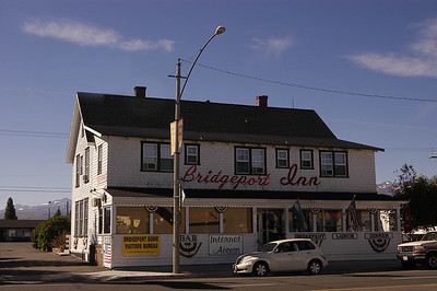 HISTORIC BRIDGEPORT INN: Bridgeport, California (Sept 2006)