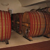 I think the tour guide said these large barrels are used 4 times, unlike only twice for the little barrels.
