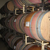 We learned these oak barrels, which are priced near $1,000 each, are only used twice.