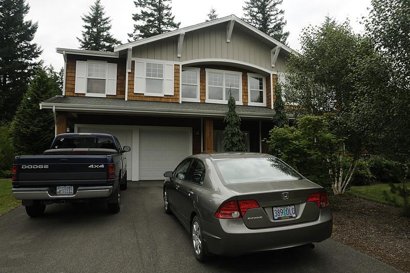 Kintzley Home in North Bend, Washington (August 6, 2011)
