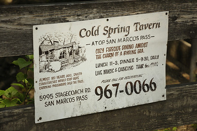 Cold Springs Tavern