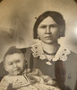 My Great, Great Grandmother, Mary Catherine Springer-Sanders (1845 - 1877)
