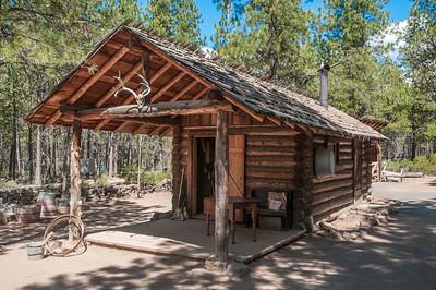 Replica Cabin