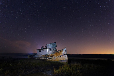 Inverness Wreck