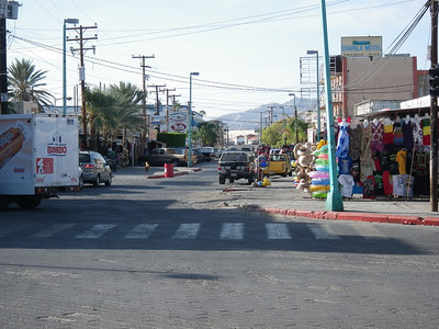 High street - San Filipe