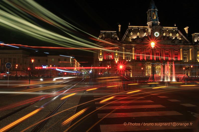 bus,tram à TOURS
