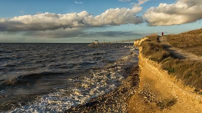 Wind and Tide  - Vent et Marée   - Coastal Trail  -   Sentier Côtier   - px