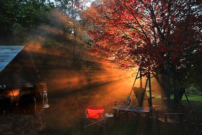 Autumn Sunset  , Rougemont ,Quebec,CANADA   - px