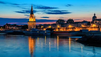 Tour de La Lanterne  _  La Rochelle