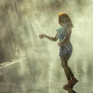 Dance in the Mist
