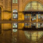 Railway Station  -  La Rochelle   - px