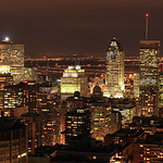 MONTREAL - from the mont royal