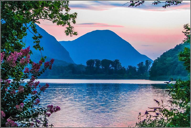 Lago di Piano, Côme, Italie   - px