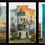 M like MURAL  -  Brest  -  Bretagne