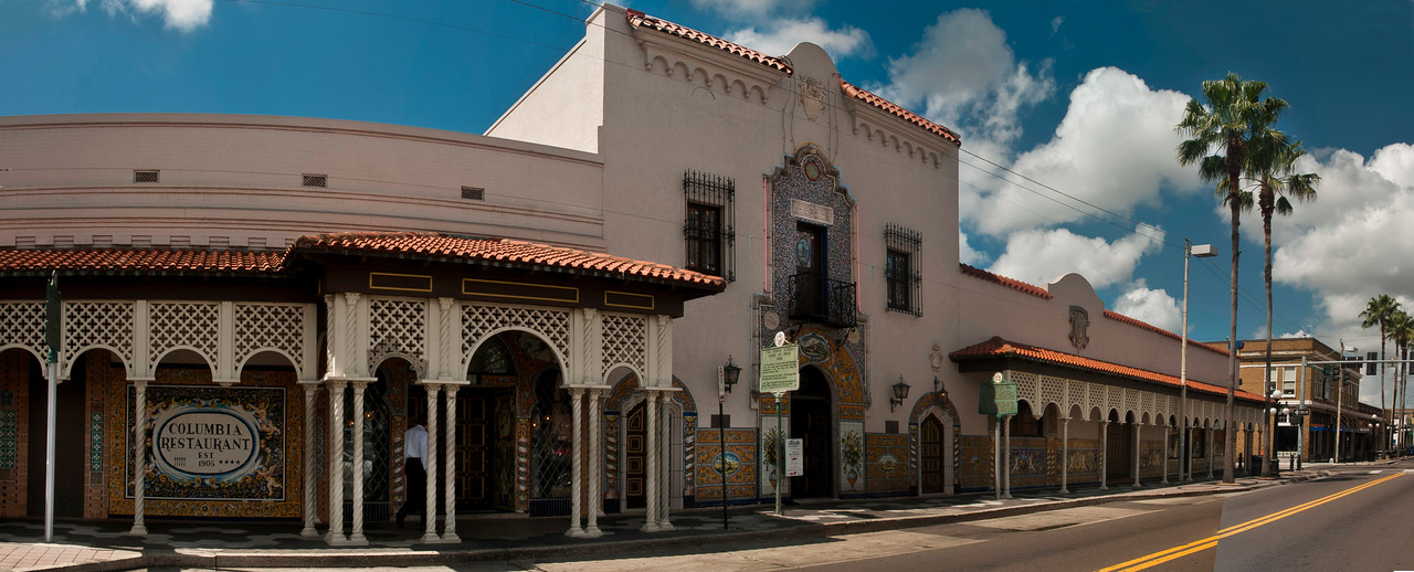 Historic Colombia Restaurant