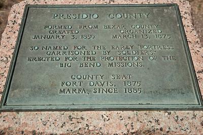 Presidio County