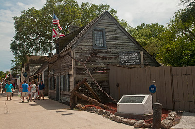 Oldest School House