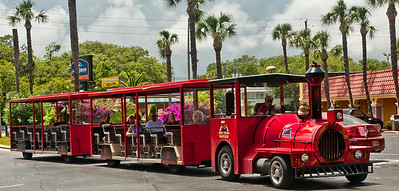 The Red Trolly
