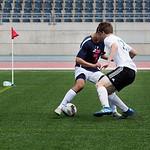 11 au 15 Juillet 2017 - jour 5 - Soccer - match pour le 3e place - victoire de la CB 8-7