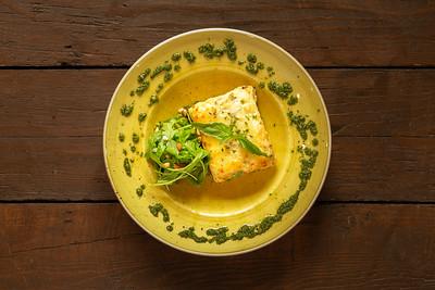 Lasagne + Pesto