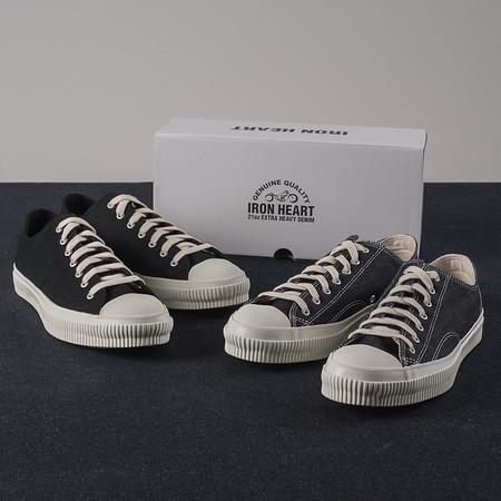 Iron Heart Sneakers