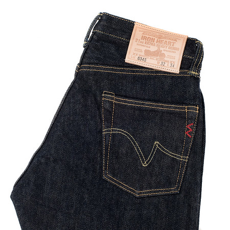 634 Straight Cut Family of Jeans