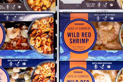 WILD RED SHRIMP
