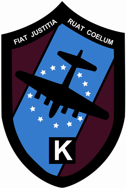 447th Bomb Group Insignia