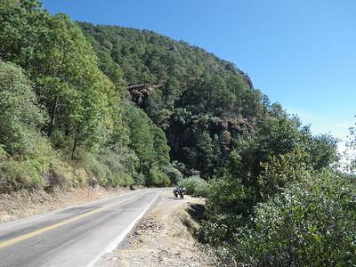 Ruta 40 Mazatlan to Durango