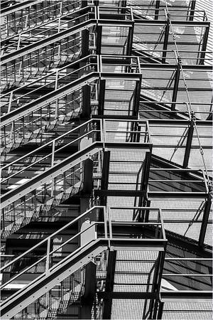 Stairs  -  Zurich
