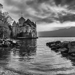 Castle of Chillon,Gènova Lake   - px