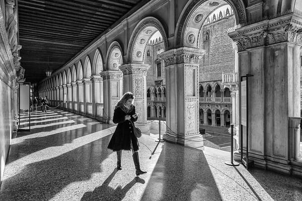 Palais des Doges  -  Venise  -  Italie