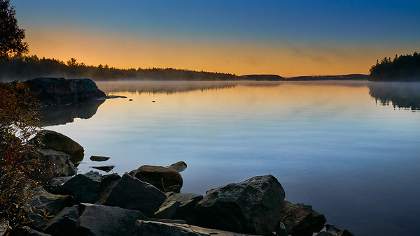 Smoke Lake - Algonquin Park
