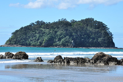 Mount Maunganui, Bay of Plenty