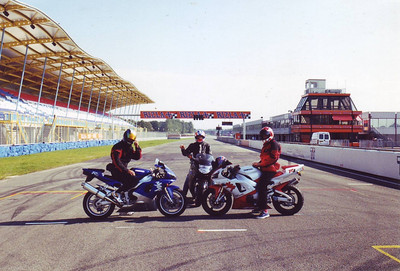previous bikes and trips
