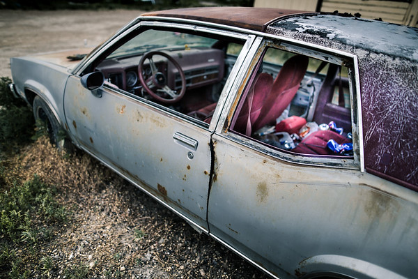 CRACKHEAD CAR