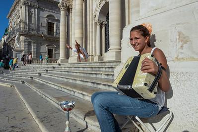 Photo : Pascal Tournaire, Stage yoga Sicile, Hubert de Touris