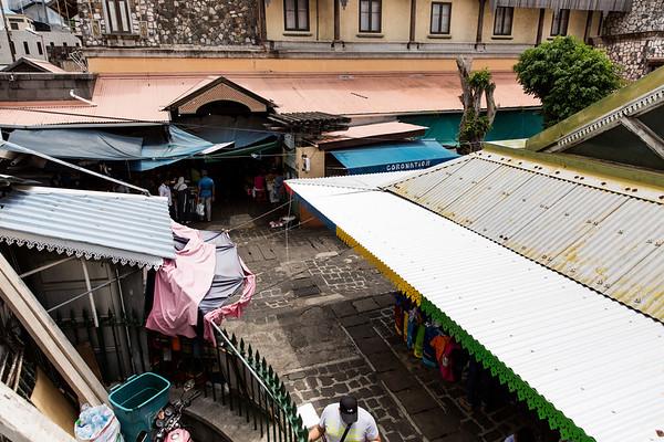 Market in Port Louis