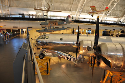 Enola Gay - Smithsonion Air and Space Museum
