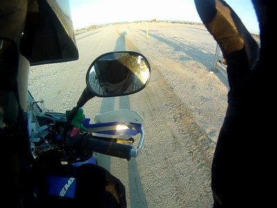 First GOPRO clip, San Fillipe Baja