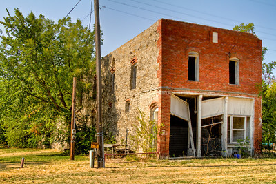 Has Seen Better Days Myra, Texas