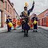 Lors des Fêtes historiques du Festin 1583 <br /> Lessines (Belgique)