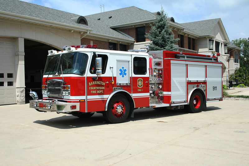 BARRINGTON COUNTRYSIDE FPD  ENGINE 1