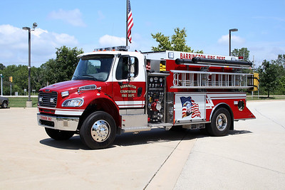 BARRINGTON COUNTRYSIDE FPD  TENDER 362