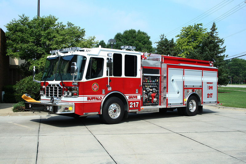 BUFFALO GROVE FD  ENGINE 217