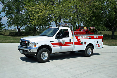 WAUCONDA FPD BRUSH 3471