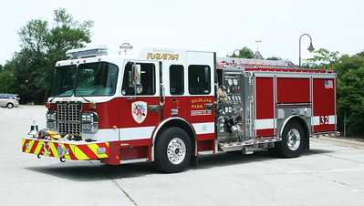 HIGHLAND PARK FD ENGINE 32 2010 SPARTAN / CRIMSON 1500/500/30A