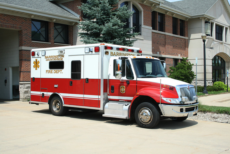 BARRINGTON COUNTRYSIDE FPD  AMBULANCE 1