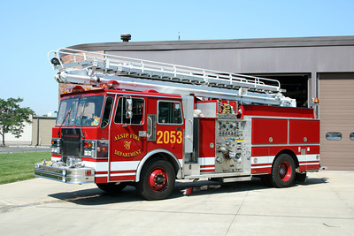 ALSIP FD  ENGINE 2053